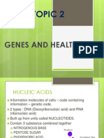 Genes and Health
