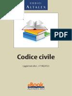 Cod Ice Civil e 50462