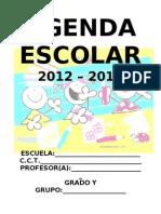 agenda-2012-20133