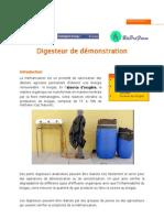 Biogaz Demo