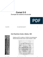 Cladiri Inalte  Exemple Sisteme Struct