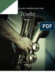Ed Byrne Jazz Improv