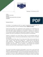 Carta Sobre Shoot in Chile