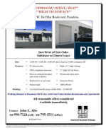 49-55 W. Del Mar Blvd., Pasadena | LEASED
