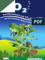 CO2 acuario Dennerle