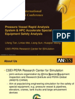 2008 Int ANSYS Conf Rapid Analysis Special Equipment