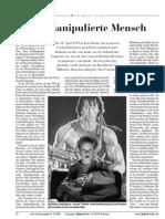 Strahlenfolter - Manipulierter Mensch - Mind Control - ZeitenSchrift 1995 - ZS09