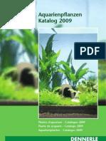 Atlante piante acquario Dennerle
