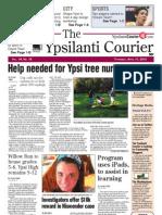 Ypsilanti Courier April 11, 2013