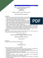 Undang-Undang-tahun-2009-40-09