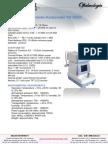 Autorefractometro-Queratometro