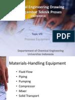 2013-VIII. Process Equipment