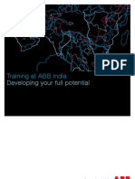 Training Brochure - ABB India