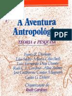 Ruth Cardozo a Aventura Amtropologica