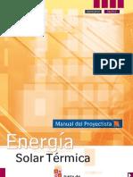 Manual Del Proyectista Energia Solar Termica