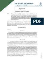 Nulidad del precepto legal que establece los supuestos de colegiación obligatoria de los funcionarios públicos autonómicos