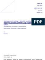 WI 09 TC-Approval Version PrEN 15316-4-5 Space Heating Generation Systems-District Heating
