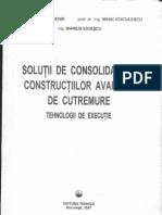 Solutii de consolidare a constructiilor avariate de cutremure