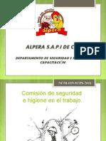 Basico de Comisiones Sh