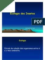 Ecologia Dos Insetos
