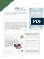 Generalidades de Matlab 7-The Growth of Matlab