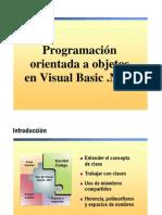 8 - Programacion Orientada a Objetos en Visual Basic .NET