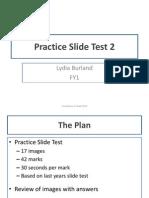 c2f - practice slide test 2