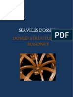 DOMED STRUCTURES OF MASONRY