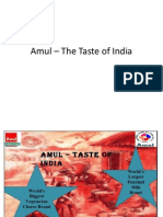 Amul GÇô The Taste of India