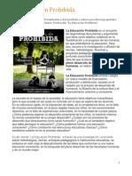 La Educacin Prohibida.pdf