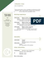 curriculum-vitae-template3-green3