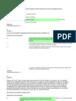 Lección Evaluativa 1 sociologia 2013