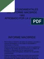 Copia de Puntos Fundamentales Del Informe Macbride 1