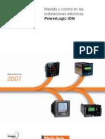 Catlogo Gama Powerlogic Ion