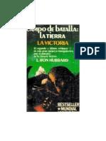 Campo de Batalla La Tierra - II - La Victoria - Ron L. Hubbard