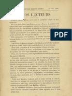 Reclams de Biarn e Gascounhe. - yené 1900 - N°1 (4eme Anade)
