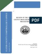 Procurement Cards.final Audit Report.04.11.13