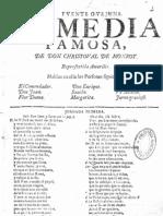 Cristobal de Monroy y Silva - Fuenteovejuna