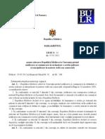 Aderarea Republicii Moldova La Conventia Privind Notificarea Si Comunicarea in Strainatate a Actelor Judiciare Si Extrajudiciare in Materie Civila Sau Comerciala