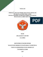 Tugas Akhir -Dina Rahayu -Puskesmas Tanjung Pinang
