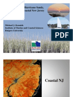 Climate Change, Hurricane Sandy, and Impacts on Coastal New Jersey - Dr. Kennish