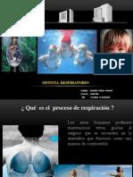 Sistema Respiratorio Xiomara