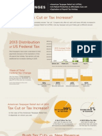 Infographic 2013 Tax Changes