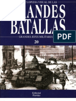 Enciclopedia Visual de Las Grandes Batallas 20