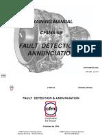 Cfm56 5b FDA