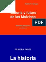 Historia y Futuro de Las Malvinas-salamanca