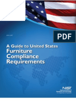 Furniture_guideline for USA and CALIFORNIA