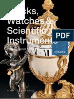 Clocks, Watches & Scientific Instruments | Skinner Auction 2652M