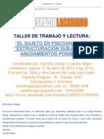eventos ambito psi - noticiero appia nº06 - 10.04.2013
