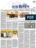 Pioneer Review - Thursday, April 11, 2013